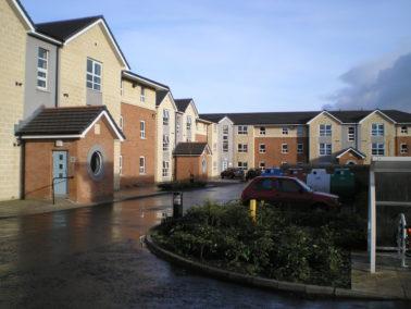 Duncreggan Student Village