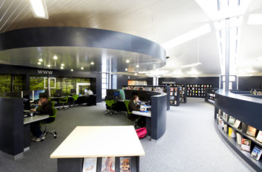 Whiterock Library Fit Out