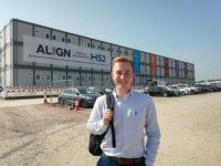 David visiting HS2 Align JV Site