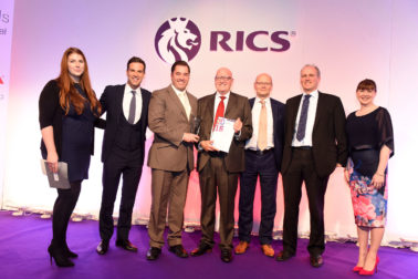 National Success for H&J Martin at RICS Grand Final