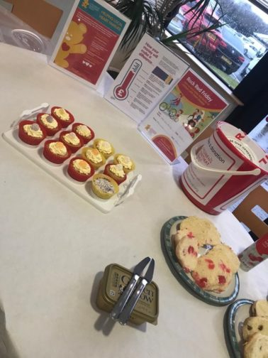 Children's Heartbeat Trust coffee morning