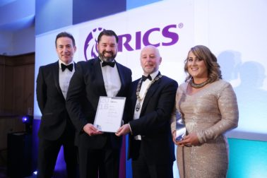 H&J Martin Construction & Fit Out win RICS Award for Mount Stewart Restoration